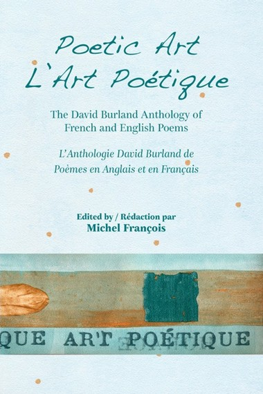 Poetic Art Anthology Cover